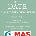 MAS Fundraising Iftar | Save The Date