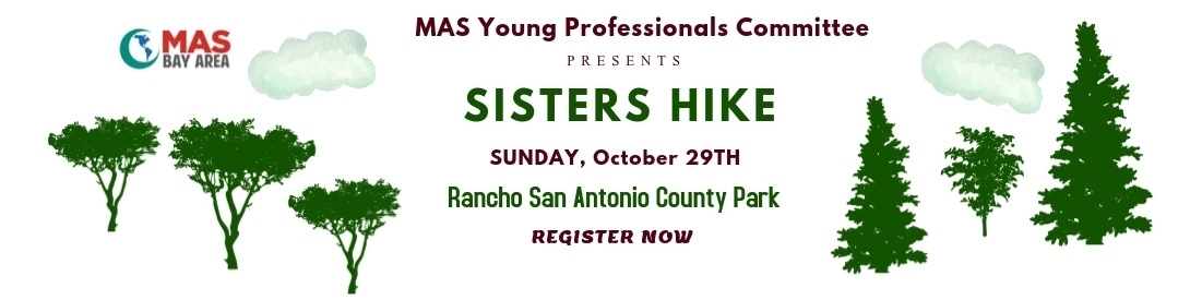 Sisters Hike – Web Banner